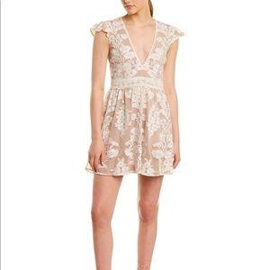 For love and lemons Temecula A-line dress
